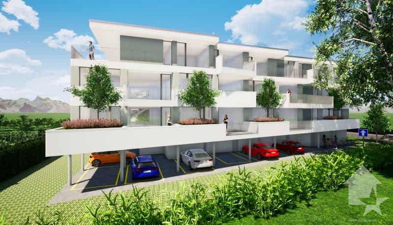 Appartement 3.5 pièces dans une nouvelle promotion (1)