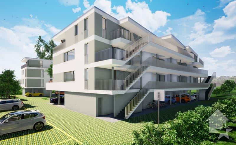 Appartement 3.5 pièces dans une nouvelle promotion (2)
