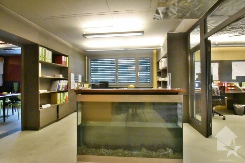 Collombey, appartement 4.5 pces  avec loggia, utilisé comme bureau (1)