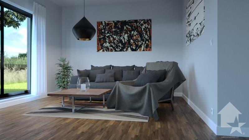 Superbe projet d'une maison individuelle de 5.5 pièces de 122m2 (1)