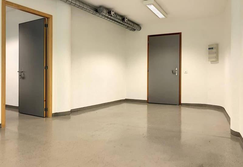 Bureau au centre-ville de Sion (3)