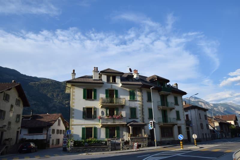 4.5-Zimmerwohnung an zentraler Lage in Turtmann (2)