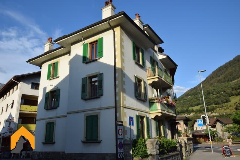 4.5-Zimmerwohnung an zentraler Lage in Turtmann (1)