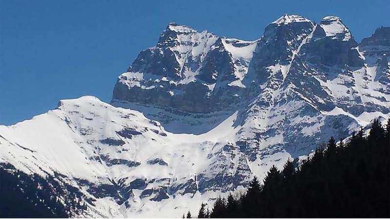 Somptueux chalet meublé et équipé avec vue panoramique sur les Dents du Midi (12)