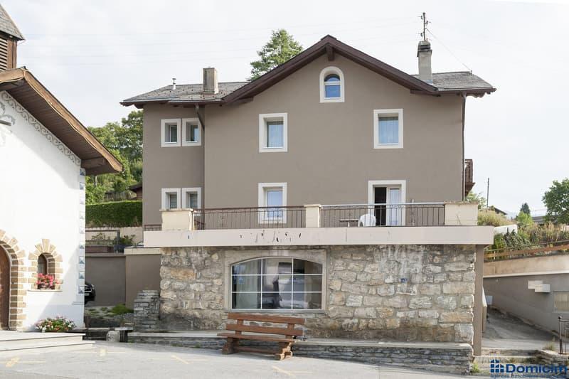 Appartement 3.5 pièces au coeur du village (1)