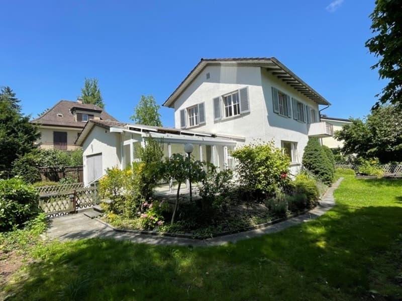 6-Zimmer-Einfamilienhaus mit Wintergarten an sehr zentraler Lage! (1)