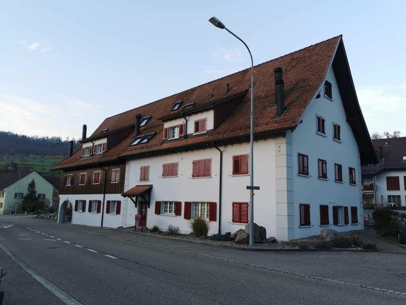 Helle 3.5-Zimmer-Dachmaisonette-Wohnung mit Cheminée und viel Charme (2)