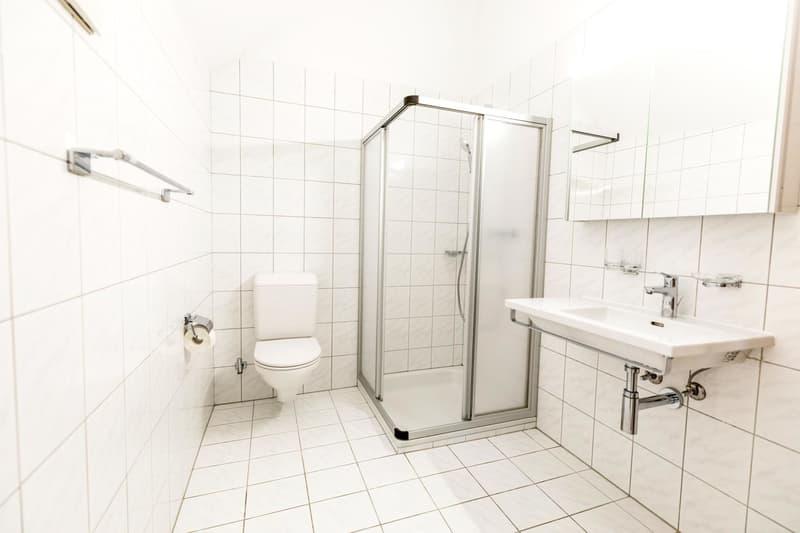Helle 3.5-Zimmer-Dachmaisonette-Wohnung mit Cheminée und viel Charme (11)