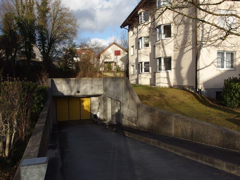 Garagenplatz oder Motorradplatz (2)