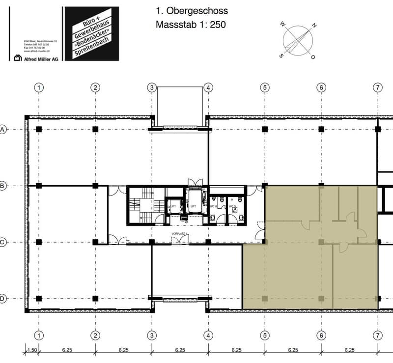 Grundriss 198 m²