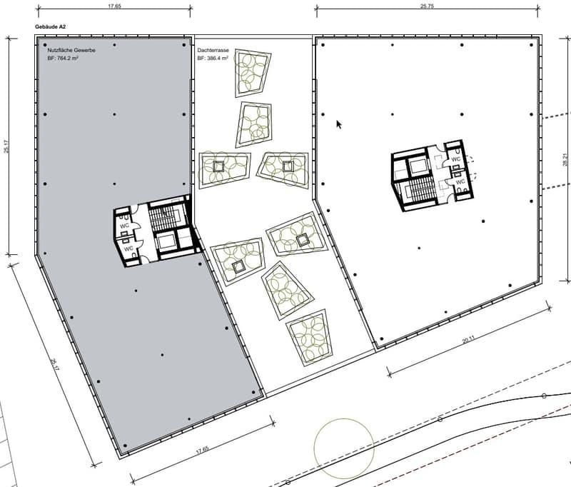 Ihre eigenen vier &40;Büro-&41;Wände - Reussperle Buchrain (2)