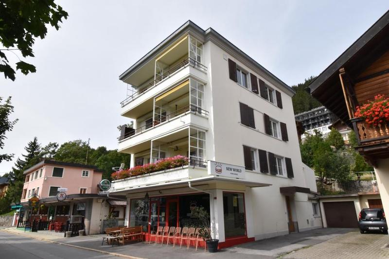 Immeuble à Leysin (1)