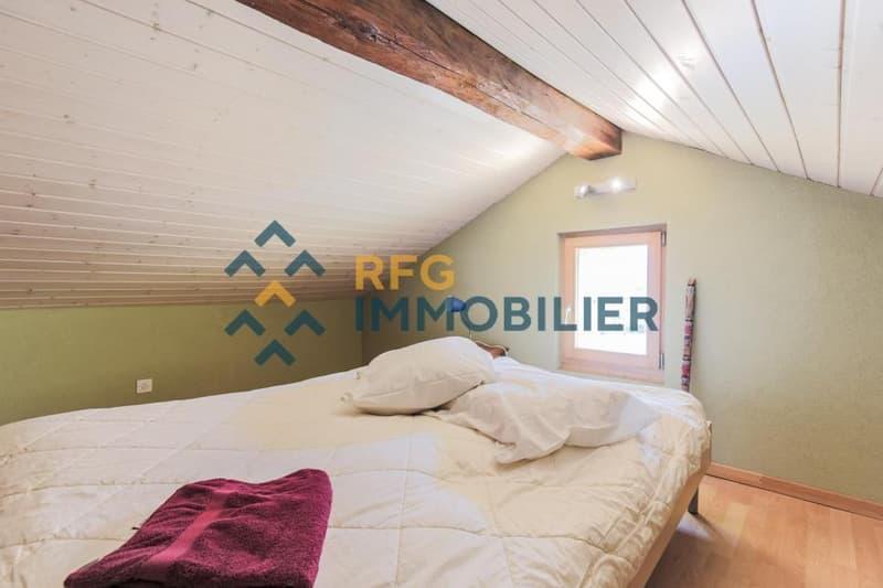 Maison rénovée sur quatre niveaux à Châtaignier ! (13)