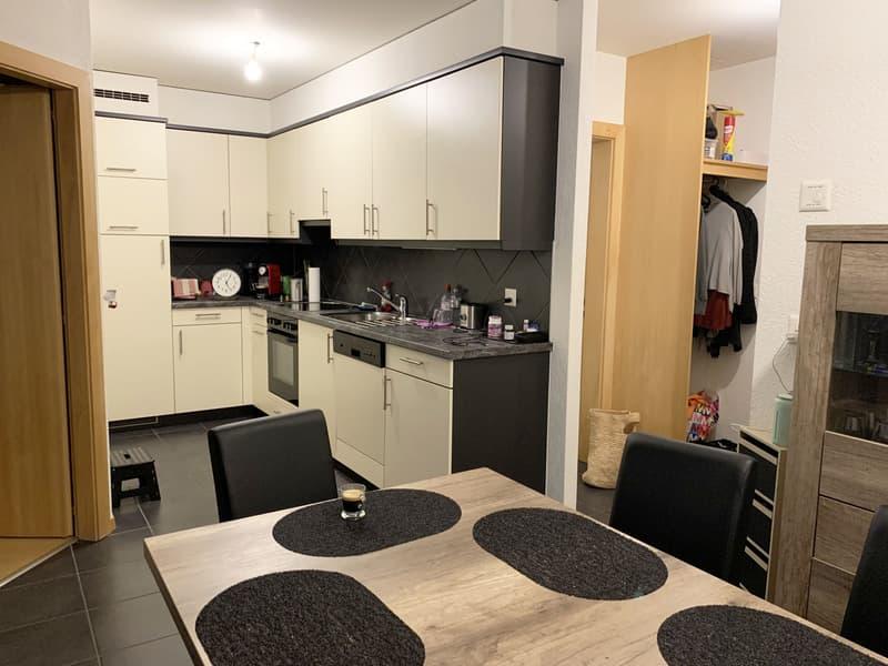 Sion, appartement de 2.5 pièces au centre-ville (1)