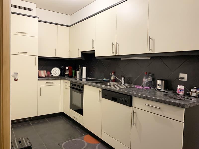 Sion, appartement de 2.5 pièces au centre-ville (2)