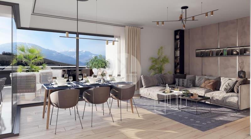 Villas de standing avec suite parentale et magnifique terrasse (2)
