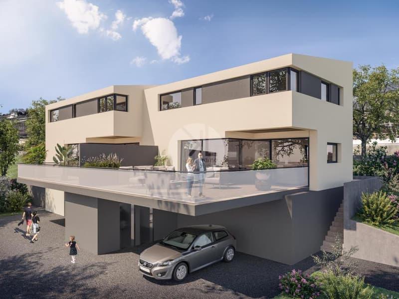 Villas de standing avec suite parentale et magnifique terrasse (1)