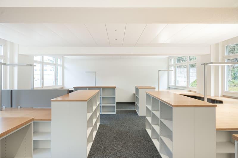 Arbeiten im Würzenbach-Quartier (1)