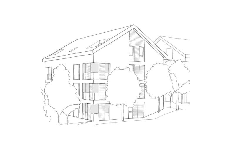Crissier - Appartements neufs en PPE