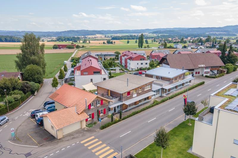 """""""Wohn- und Gewerbeliegenschaft mit drei Parzellen - Jegenstorf"""" (1)"""