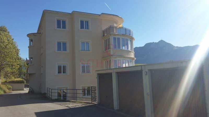 Immeuble de rendement de 7 logements, parcelle 2'767m2 (1)