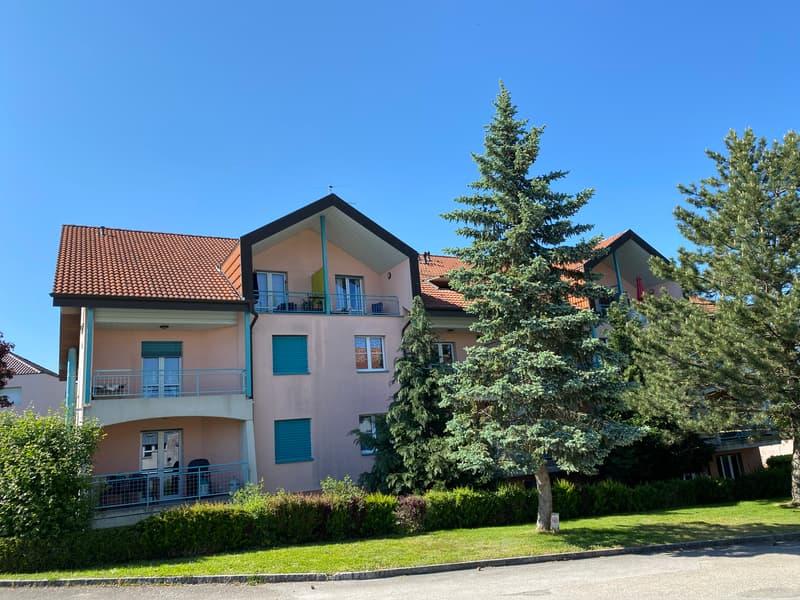 Immeuble locatif de 15 appartements (2)