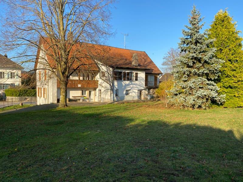 Maison villageoise (2)
