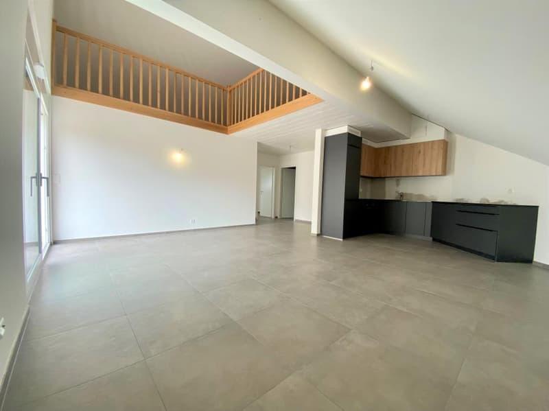 Appartement 3.5 pièces + mezzanine au 3ème étage (2)