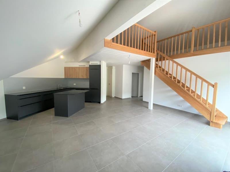 Appartement 3.5 pièces + mezzanine au 3ème étage (1)