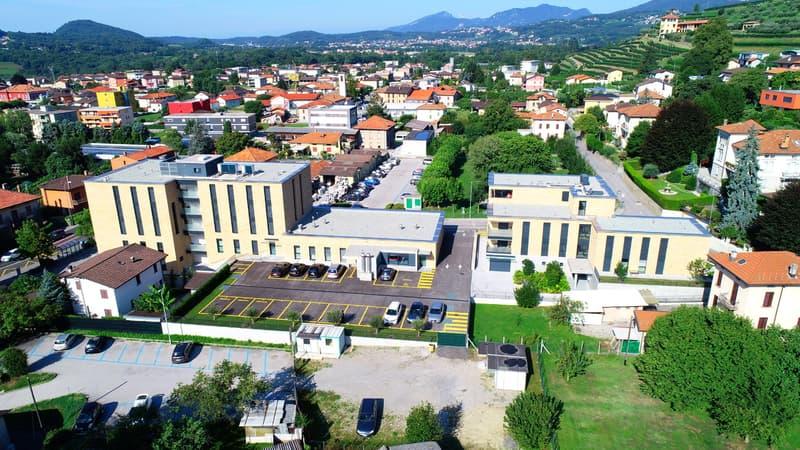 Residenza Villafiorita Via Monte Generoso 2 POSTEGGI ESTERNI (1)