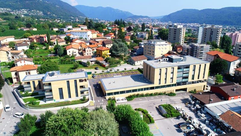 Residenza Villafiorita Via Monte Generoso 2 POSTEGGI ESTERNI (2)