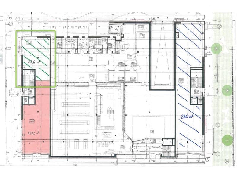 Surface commerciale neuve d'env. 78 m2 (2)