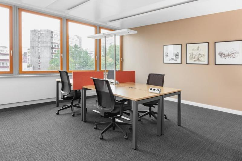 Coworking-Bereiche in Regus Heuwaage (1)