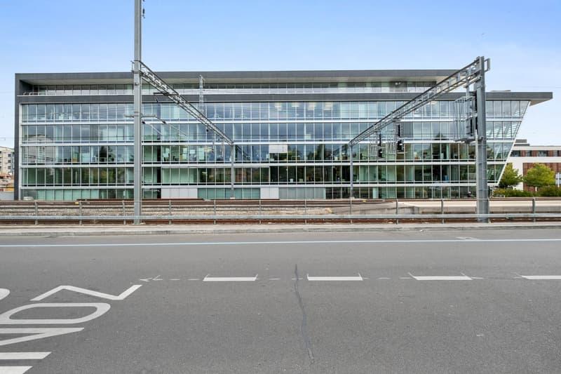 Surfaces de bureaux à louer à Versoix (1)