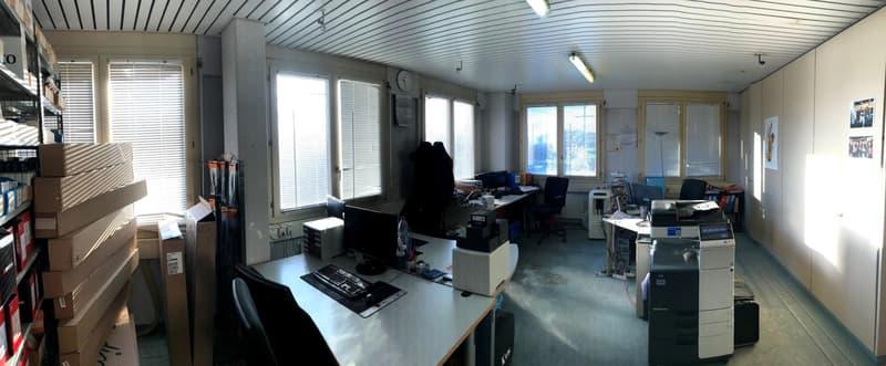 Local commercial/bureau à vendre Morges 175/250 m2 (2)