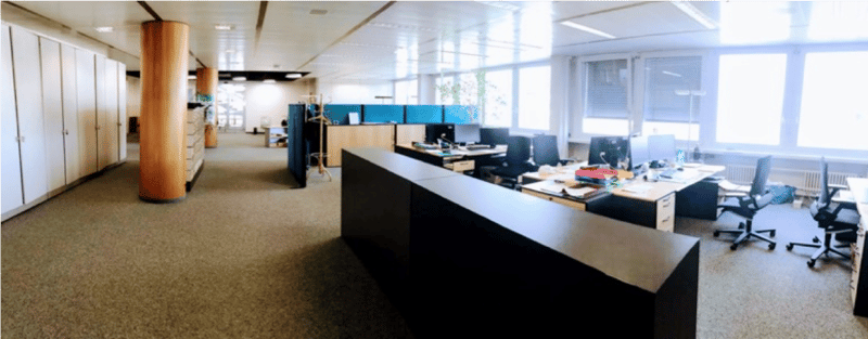 AV Bureaux en duplex ou divisibles en 2 lots, en étage élevé, très bon état, rare ! (1)
