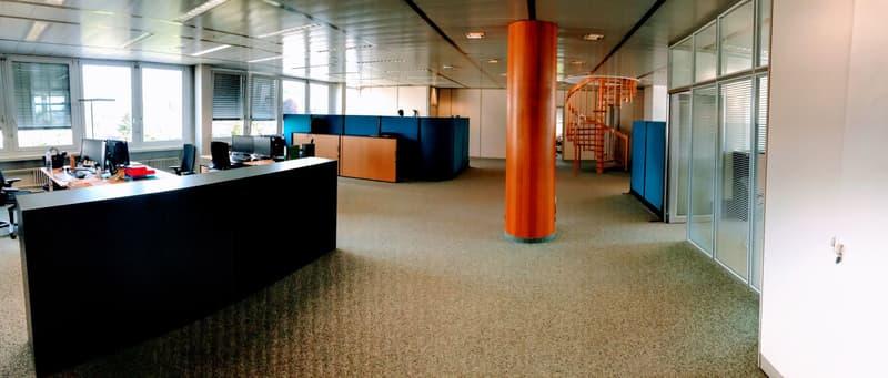 AV Bureaux en duplex ou divisibles en 2 lots, en étage élevé, très bon état, rare ! (2)