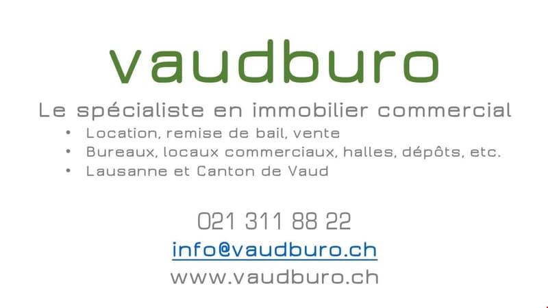 Vaud locaux/ateliers/dépôts accès plain pied (3)