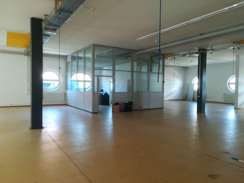 Atelier, local commercial, dépôt de 689 m2 (1)