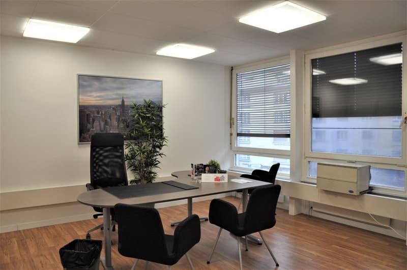 Bureaux de 85 m2 à louer à Lausanne (1)