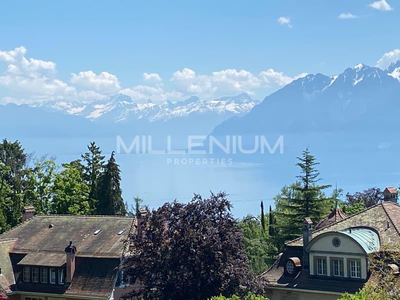 Magnifique propriété vue Lac et Montagne (1)