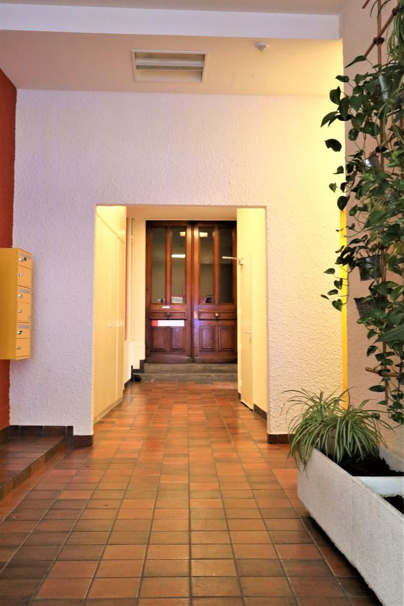 Appartement meublé de 3 pièces aux Pâquis (2)