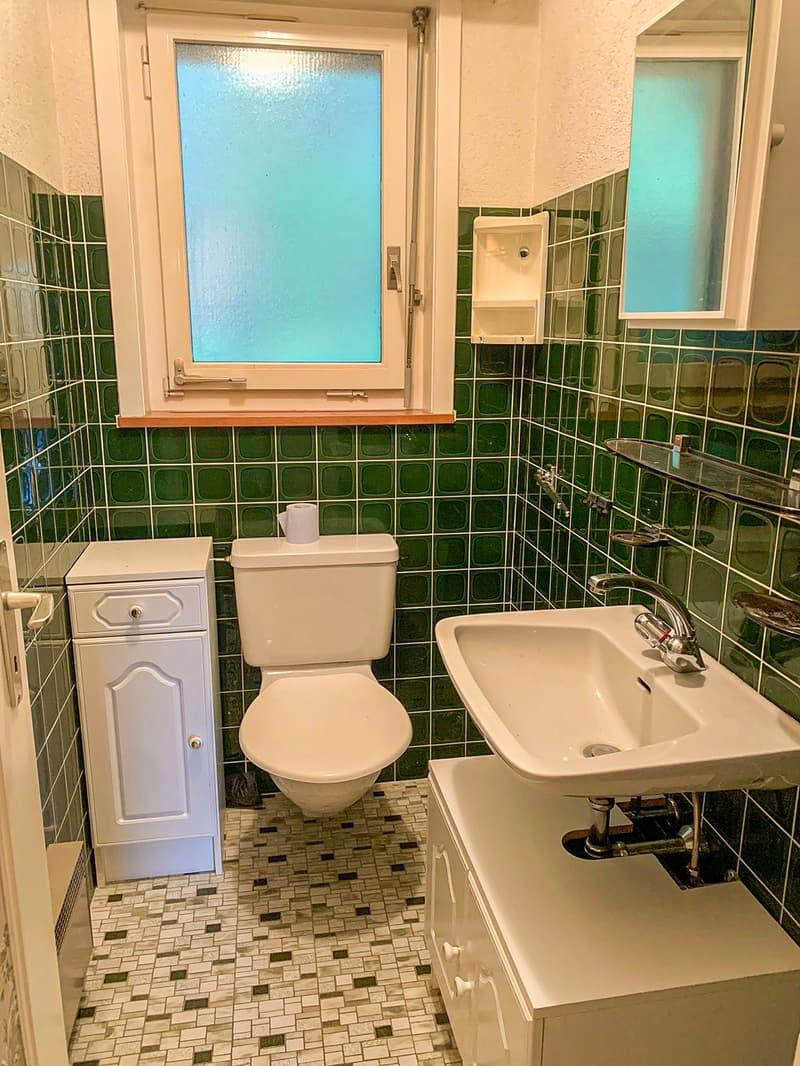 Appartement au 1er étage - WC séparé