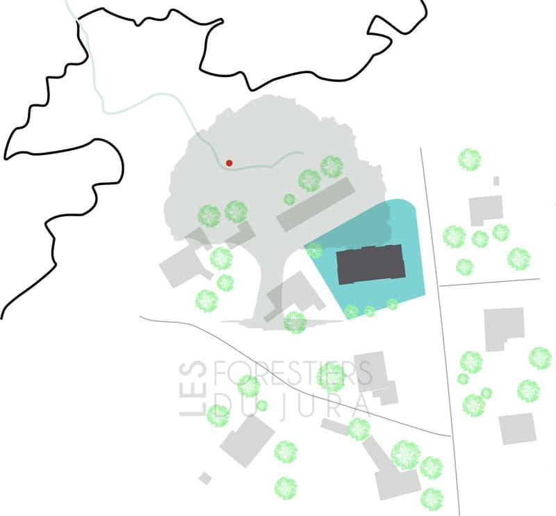 Attique de 5.5 pièces à Boécourt dans un immeuble résidentiel neuf (7)