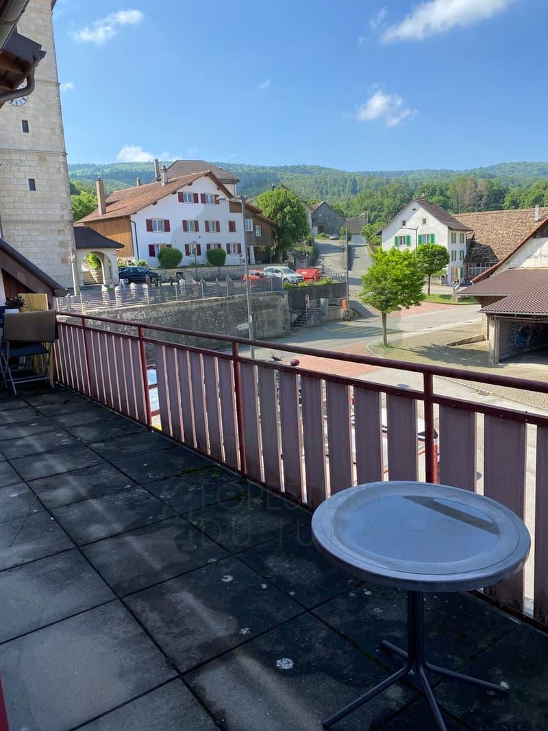 Appartement avec terrasse à Chevenez (8)
