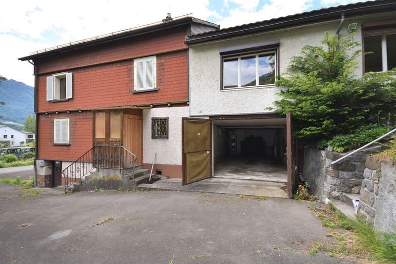 Zweifamilienhaus auf 793m2 Baulandparzelle (WG3), 200 Meter vom Walensee (2)