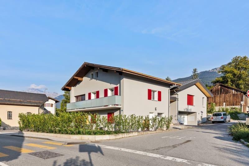 Lumineuse maison individuelle composée de deux appartements à Champlan (10)