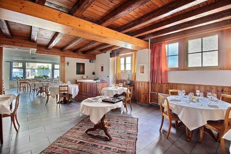 Un superbe  bâtiment  -  local commercial + appartement + chambres - disponible combles ! OUVERT A TOUTE PROPROSITION (13)