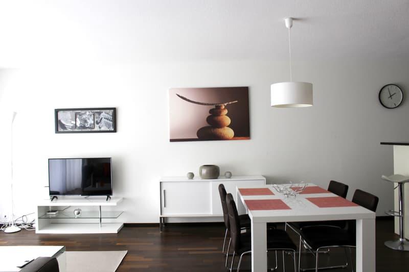 Appartements meublés 3.5p - Morges (2)