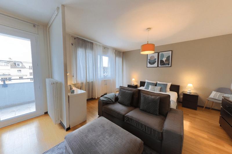 Studios comfort meublés - Genève (Plainpalais) (2)